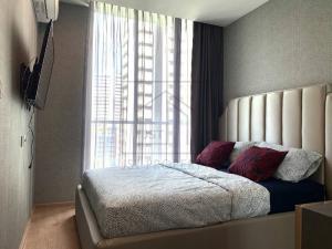 เช่าคอนโดสุขุมวิท อโศก ทองหล่อ : For Rent Noble Recole Sukhumvit 19 (2 ห้องนอน 2 ห้องน้ำ) ห้องสวยพร้อมอยู่ @JST Property.