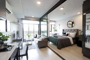 For RentCondoNana, North Nana,Sukhumvit13, Soi Nana : Condo for rent in the heart of Asoke Venio sukhumvit10 1 bedroom large room