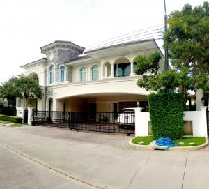 For SaleHouseLadkrabang, Suwannaphum Airport : House for sale, Two Grand Monaco, Bangna Ring Road, detached house for sale Kanchanaphisek 50, Single House for sale, Prawet District House for sale in Dokmai.