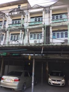 For SaleShophouseRatchaburi : 2 commercial buildings for sale