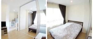 For SaleCondoRamkhamhaeng Nida, Seri Thai : Condo for sale, ready to move in, 2 air conditioners, Lumpini Ville Ramkhamhaeng 60/2