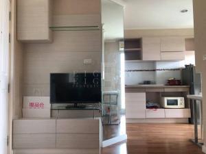 For RentCondoKhlongtoei, Kluaynamthai : For Rent Lumpini Place Rama 4-Kluaynamthai (29 sqm.)