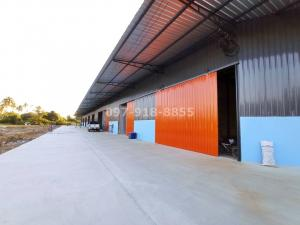 For RentWarehouseChengwatana, Muangthong : Rent new warehouse 200 and 250 sq m. Chaiyapruek-Ratchapruek Near Central Chaengwattana