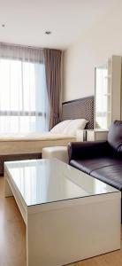 For RentCondoThaphra, Wutthakat : Condo for rent, Ideo Sathorn-Thapra, Floor 24 Re63-0119.