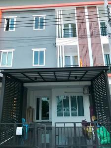 เช่าโฮมออฟฟิศมีนบุรี-ร่มเกล้า : RT469 ให้เช่า Home Office 200 ตรม อุปกรณ์สำนักงานครบ รามคำแหง174