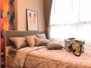For RentCondoRamkhamhaeng, Hua Mak : New condo for rent, the owner has never entered