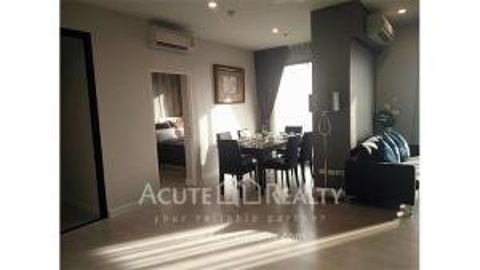 For SaleCondoRama9, RCA, Petchaburi : Sell or rent Niche Pride Thonglor, Phetchaburi, 3 bedrooms, 3 bathrooms, 96 sq.m., high floor, unobstructed view.