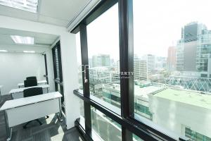 For RentOfficeWitthayu,Ploenchit  ,Langsuan : ●● Office Space for rent next to BTS Skytrain Chit Lom ●● at President Tower CBD of Bangkok | Ready to move in - different size to choose | Siam - Chidlom - Ploenchit serviced office for rent