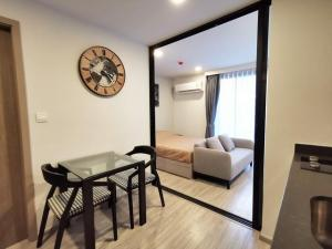 For RentCondoRatchathewi,Phayathai : Condo for rent, very beautiful, Maestro 14, Siam-Ratchathewi, size 27 sqm., 6th floor