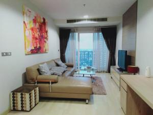 For RentCondoSukhumvit, Asoke, Thonglor : Condo for rent at 59 Heritage in Thonglor offering fully furnished 55 sq.m 1 bed city view