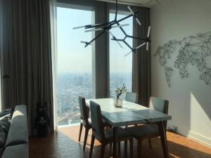 For SaleCondoSathorn, Narathiwat : 🔉The Ritz - Carlton Residences at MahaNakhon for sell