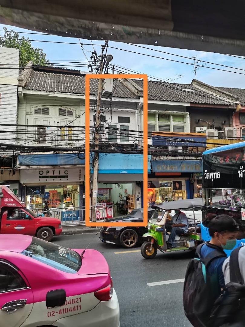 For RentShophouseSilom, Saladaeng, Bangrak : ให้เช่า ตึกแถว อาคารพาณิชย์ ใจกลางเมือง สีลม บางรัก เหมาะทำธุรกิจ ร้านค้า ร้านอาหาร