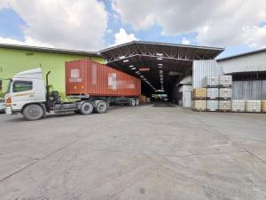 For RentWarehouseChengwatana, Muangthong : Warehouse for rent 1,080 sq m. Chaengwattana-Tiwanon Near Central Chaengwattana