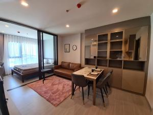 For RentCondoOnnut, Udomsuk : Condo for rent, Life Sukhumvit 62, 20th floor, Re63-0124.