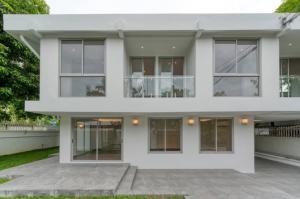 For SaleHouseSukhumvit, Asoke, Thonglor : House for sale, renovated, modern style, Sukhumvit 71, Soi Pridi Banomyong 14