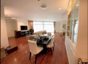 For RentCondoSathorn, Narathiwat : House-style condo, large 3 bedrooms, Chatrium Condo Riverside # near BTS Taksin