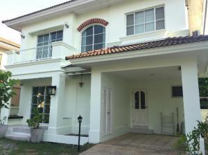 เช่าบ้านเสรีไทย-นิด้า : ให้เช่าบ้านเดี่ยว Mantana 1 AOL-F68-2011003047