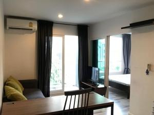 For RentCondoKasetsart, Ratchayothin : Sale 2.3m / rent 9,000 baht. THE KEY Phaholyothin 34, pool view, furniture + complete appliances Tel 0803008065 (Ton)