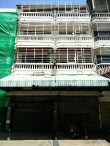 ขายตึกแถว อาคารพาณิชย์ราษฎร์บูรณะ สุขสวัสดิ์ : ขายตึกแถว 2 คูหา 31 ตรว. ภายในตกแต่งสวย ประชาอุทิศ 27 แยก 8 เหมาะทำโรงงาาน