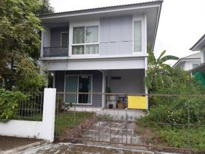 For SaleHouseRama5, Ratchapruek, Bangkruai : House for sale inizio Pinklao-Wongwaen