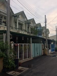For SaleTownhouseLadprao101, The Mall Bang Kapi : Townhouse for sale, Baan Thip, cheap, Ladprao 101.