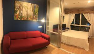 For RentCondoChengwatana, Muangthong : Condo for rent Lumpini Ville Chaengwattana-Pak Kret, pool view