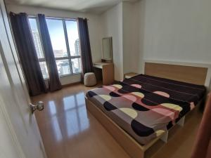 For RentCondoRatchadapisek, Huaikwang, Suttisan : Condo for rent LIFE @ Ratchada HuayKwang 41 sqm on the 17th floor 1 bedroom fully furnished