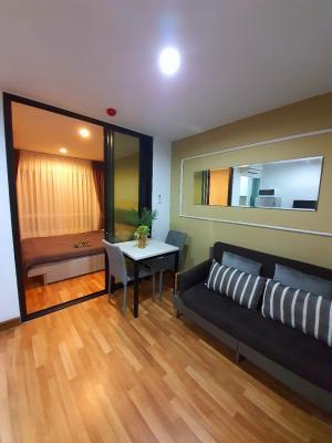 ขายคอนโดอ่อนนุช อุดมสุข : Regent Sukhumvit81ห้องสวย ตำแหน่งดี ทิศตะวันออกวิวสระสวน ชั้น 5