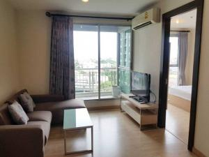 For RentCondoRatchadapisek, Huaikwang, Suttisan : [ Condo For rent ] Rhythm Ratchada, MRT Ratchada, 1 Bedroom 45 sq.m.