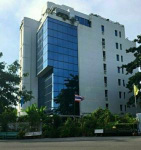 For RentOfficeBang Sue, Wong Sawang : Office space for rent, office at Prachanukul intersection, Bang Sue, Shin Roj Building, 5th floor, area 300 sq.m.