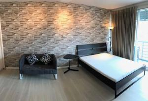 For RentCondoAri,Anusaowaree : Very cheap price. Can't find it anymore!!! Condo for rent Noble Lite Size 30sqm(Studio) for 12,000 baht/month.