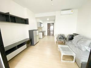 เช่าคอนโดปิ่นเกล้า จรัญสนิทวงศ์ : For rent Supalai Loft Yaek Fai Chai Station  1นอน ขนาด 35 ตร.ม. ห้องสวย fully furnished.