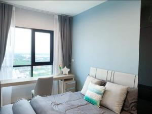 For RentCondoBangna, Lasalle, Bearing : 🔥🔥🔥 ***Special Price just 10,000 baht per month for rent Niche Mono Sukumvit-Bearing size 29 sq.m. 19th floor near the BTS skytrain at Bearing station about 250 metre.