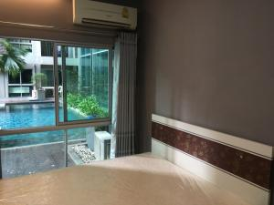 For RentCondoRama9, RCA, Petchaburi : FOR RENT CONDO : A Space Asoke-Ratchada 2 Bed 2 Bath 70SQM. Condo near MRT Rama9 (2 station from Asoke)