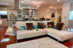 For RentCondoSilom, Saladaeng, Bangrak : [For Rent] Condo Silom Terrace (2 bedrooms, 149 sq.m.)