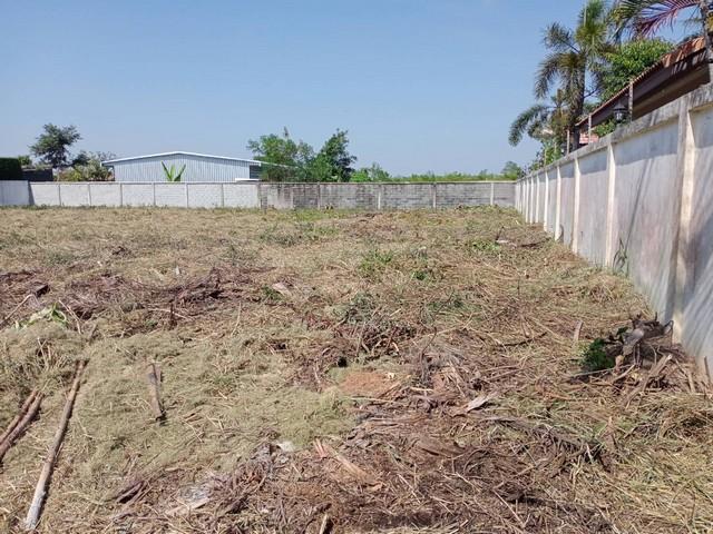 For SaleLandPattaya, Bangsaen, Chonburi : ขายที่ดิน 400ตารางวา มาบประชัน บางละมุง ชลบุรี ที่ดินถมแล้วพร้อมรั้ว 3 ด้าน ใกล้อ่างเก็บน้ำมาบประชัน