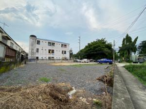 For SaleLandChengwatana, Muangthong : Land for sale, Soi Wat Pho Thong, on the land size of 105 square wa, suitable for building a tower