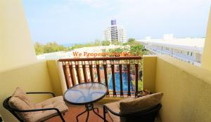 For RentCondoHua Hin, Prachuap Khiri Khan, Pran Buri : Sea View Condominium For Rent