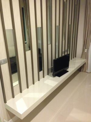 For RentCondoOnnut, Udomsuk : For rent : The Sky Sukhumvit 1 bedroom 35 sqm 13,000.- new unit