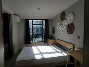 เช่าคอนโดรัชดา ห้วยขวาง : For Rent : Maestro19 1ห้องนอน  34 sq.m. ราคา 15,000 บาท