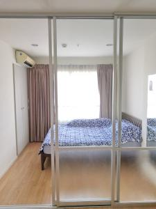 For SaleCondoRamkhamhaeng Nida, Seri Thai : Urgent sale Lumpini Ville Ramkhamhaeng 60/2, beautiful room, fully furnished, special price