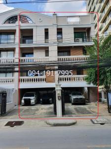 เช่าตึกแถว อาคารพาณิชย์วิทยุ ชิดลม หลังสวน : ให้เช่า อาคารพาณิชย์ 2 คูหา โซน สุขุมวิท เพลินจิต นานา ใกล้ BTS นานา Ref. A15201003