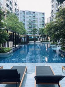 For RentCondoOnnut, Udomsuk : Condo for rent near BTS On Nut, price only 10,000 baht, brand new room, ready to move in.