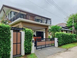 For SaleHouseChiang Mai : Wangtan Hangdong Chiangmai House for sale with swimming pool 91 Square Wa
