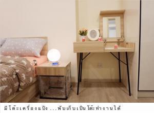 For RentCondoRatchadapisek, Huaikwang, Suttisan : Condo for rent, MAESTRO 03, Ratchada - Rama 9 (animal husbandry), Soi Chinese Embassy, near MRT Rama 9, Ratchada Soi 3 - size 29 square meters.
