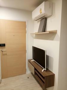 For RentCondoRangsit, Patumtani : For rent Kave Condo opposite Bangkok University 1 Bedroom Exelusive (24.85 sq m) Building C