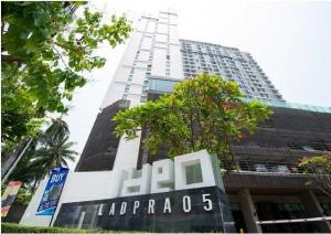 For RentCondoLadprao, Central Ladprao : Condo for rent, Ideo Ladprao 5, near MRT Phahon Yothin, ready to move in, 34 sqm, starting price 12,000 baht