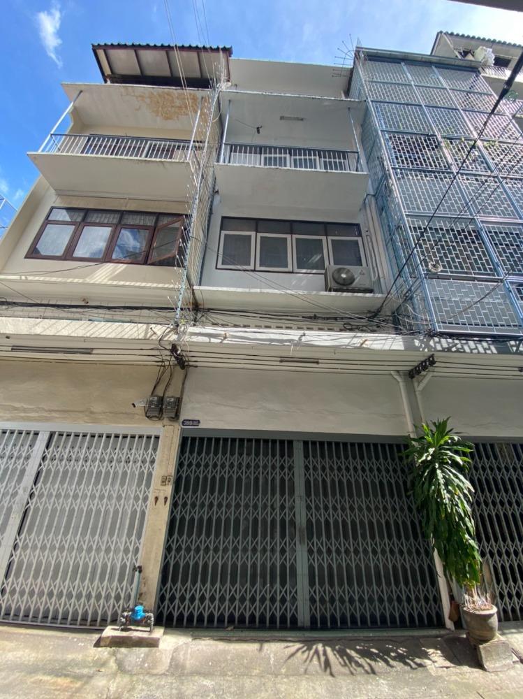 For SaleShophouseRatchathewi,Phayathai : Owner Post +++ Urgent sale +++ Commercial building, Ratchathewi area +++, 5 floors, size 220 sq.m.