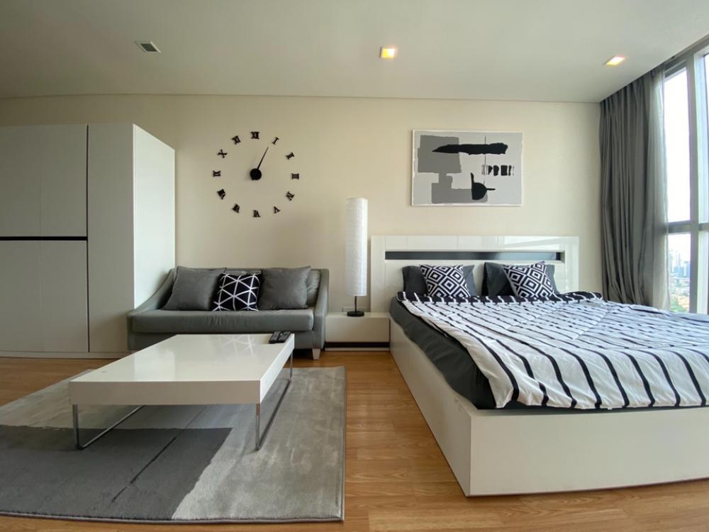 เช่าคอนโดอ่อนนุช อุดมสุข : ให้เช่า Le Luk Condominium สตูดิโอ 40 ตรม ห้องสวย  เดินทางสะดวก พร้อมเข้าอยู่ เพียง 16,000 บาท/เดือน