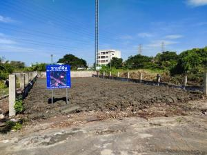 For SaleLandPattanakan, Srinakarin : Land for sale Soi Pattanakarn 69 intersection 11 Muang Thong 2, Project 4 filled, Prawet, width 12 meters, depth 28 meters, next to Soi Phatthanakan 1.9 kilometers, suitable for housing or home office, 85 square meters, 39,000 / square wa